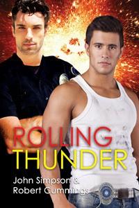 Rolling Thunder - Robert  Cummings, John Simpson