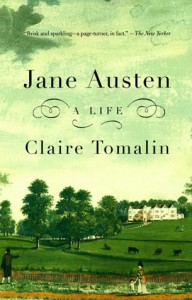 Jane Austen: A Life - Claire Tomalin