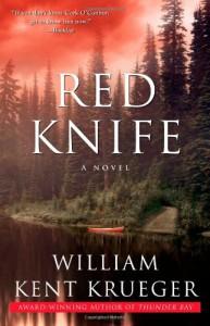 Red Knife: A Novel (Cork O'Connor Mysteries) - William Kent Krueger