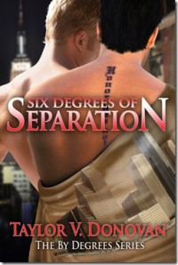 Six Degrees of Separation (By Degrees, #2) - Taylor V. Donovan