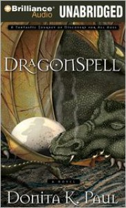 DragonSpell  - Donita K. Paul, Ellen Grafton