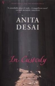 In Custody - Anita Desai