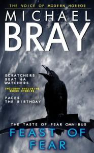 Feast of Fear: The Taste of Fear omnibus - Michael Bray