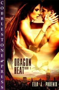 Dragon Heat - Ella J. Phoenix