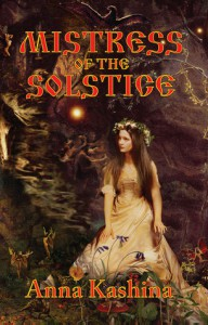 Mistress of the Solstice - Anna Kashina
