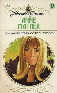 The Waterfalls Of The Moon - Anne Mather