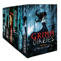 The Grimm Diaries Prequels Volume 1- 6: Snow White Blood Red, Ashes to Ashes & Cinder to Cinder, Beauty Never Dies, Ladle Rat Rotten Hut, Mary Mary Quite Contrary, Blood Apples - Danielle Littig, Cameron Jace