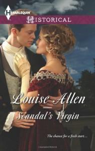 Scandal's Virgin - Louise Allen