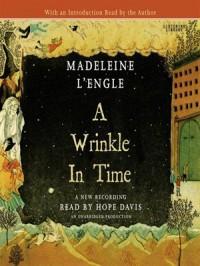 A Wrinkle in Time (Audio) - Hope Davis, Madeleine L'Engle