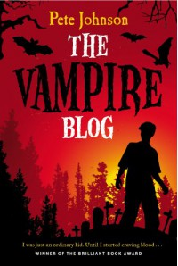 The Vampire Blog - Pete Johnson