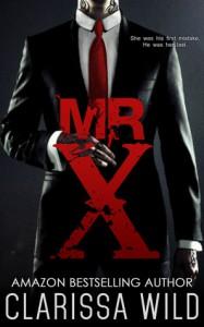 Mr. X - Clarissa Wild