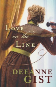 Love on the Line - Deeanne Gist