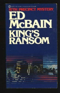 King's Ransom (87th Precinct Mystery) - Ed McBain