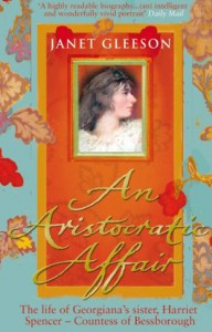 An Aristocratic Affair - Janet Gleeson