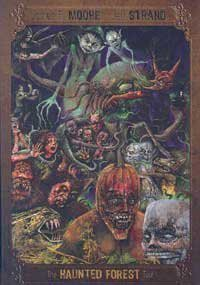 The Haunted Forest Tour - James A. Moore;Jeff Strand