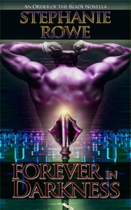 Forever in Darkness (Order of the Blade, #4) - Stephanie Rowe