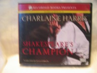 Shakespeare's Champion (A Lily Bard Mystery, #2) - Julia Gibson, Charlaine Harris