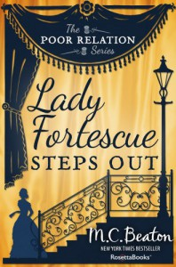 Lady Fortescue Steps Out  - M.C. Beaton