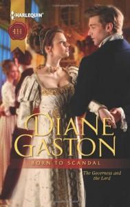 Born to Scandal - Diane Gaston