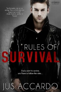 Rules of Survival (Entangled Embrace) - Jus Accardo