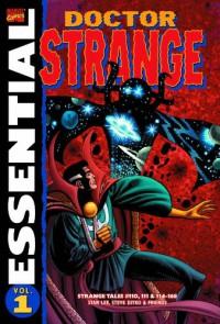 Essential Doctor Strange, Vol. 1 (Marvel Essentials) (v. 1) - Stan Lee