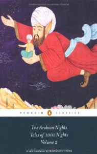 The Arabian Nights: Tales of 1001 Nights, Volume 2 - Anonymous, Robert Irwin, Malcolm C. Lyons, Ursula Lyons
