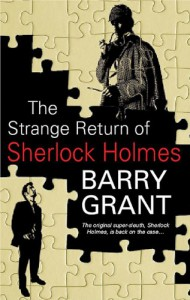 The Strange Return of Sherlock Holmes - Barry Grant