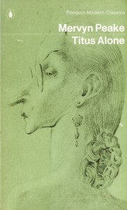 Titus Alone (Penguin Modern Classics) - Mervyn Peake