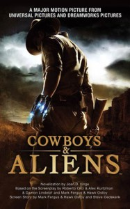 Cowboys and Aliens - Joan D. Vinge
