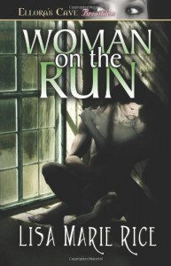 Woman on the Run - Lisa Marie Rice