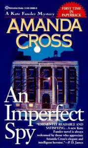 An Imperfect Spy - Amanda Cross