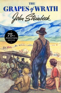 The Grapes of Wrath 75th Anniversary Edition - John Steinbeck