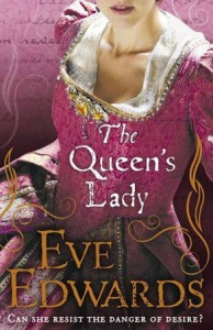 The Queen's Lady - Eve Edwards