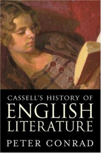 Cassell's History of English Literature - Peter Conrad