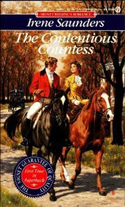The Contentious Countess - Irene Saunders