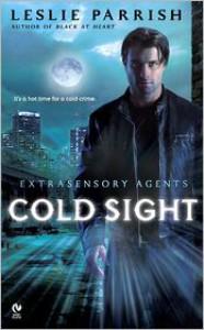 Cold Sight  - Leslie Parrish