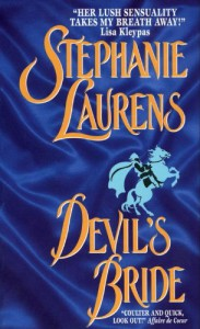 Devil's Bride (Cynster Novels) - Stephanie Laurens