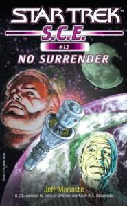 Star Trek: No Surrender (Star Trek: SCE) - Jeff Mariotte