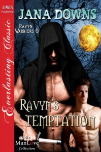 Ravyn's Temptation - Jana Downs