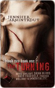 The Turning (Blood Ties #1) - Jennifer Armintrout