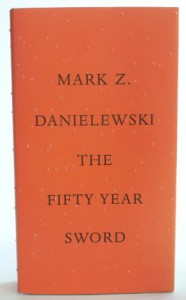 The Fifty Year Sword - Mark Z. Danielewski