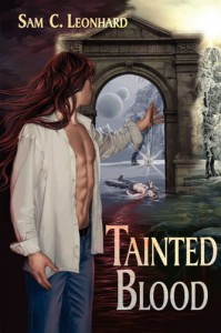 Tainted Blood - Sam C. Leonhard