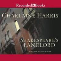 Shakespeare's Landlord  - Julia Gibson, Charlaine Harris