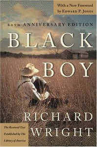 Black Boy: A Record of Childhood and Youth - Richard T. Wright