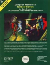 Tomb of Horrors - Gary Gygax
