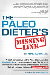 The Paleo Dieter's Missing Link - Adam Farrah