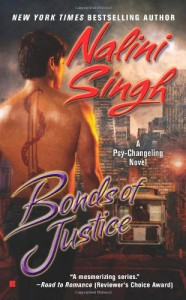 Bonds of Justice - Nalini Singh