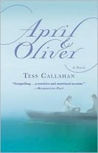 April and Oliver - Tess Callahan