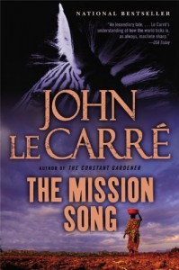 The Mission Song - John le Carré