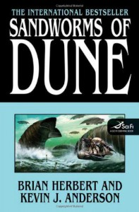 Sandworms Of Dune - Brian Herbert, Kevin J. Anderson